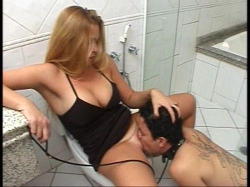 Words... hot redhead dominatrix human toilet clips amusing