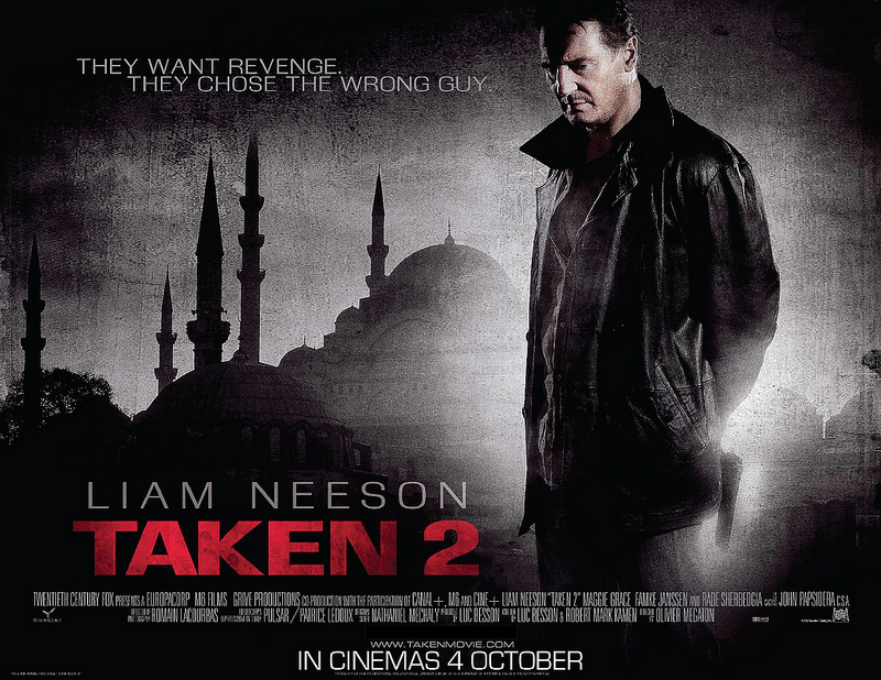 Taken 2 (Busqueda implacable 2)