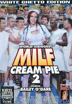 Worlds Biggest MILF Cream Pie 2