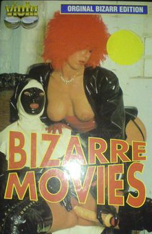 Bizarr #33 - Bizarre Movies