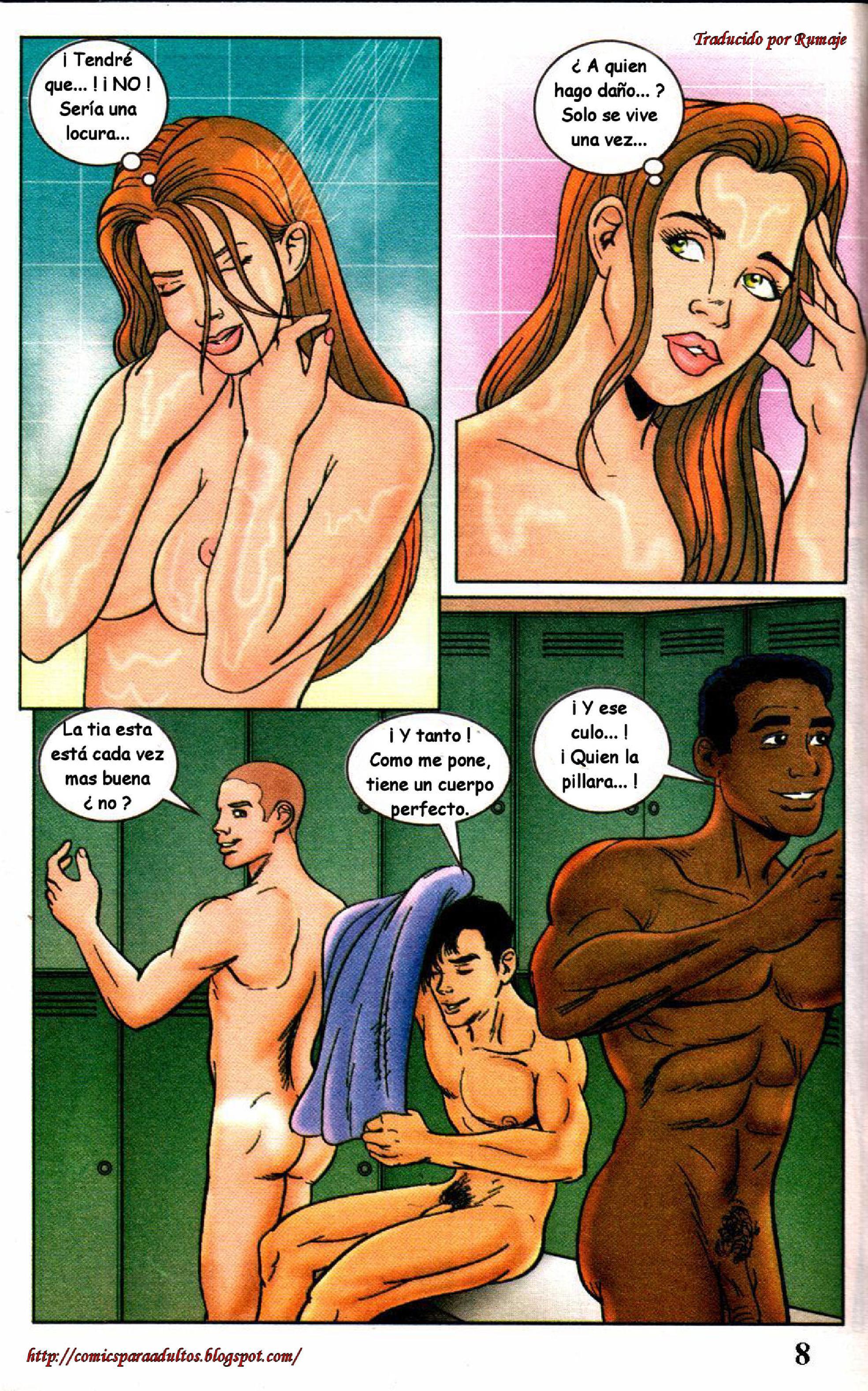 Sexy dibujos arte toon sexo