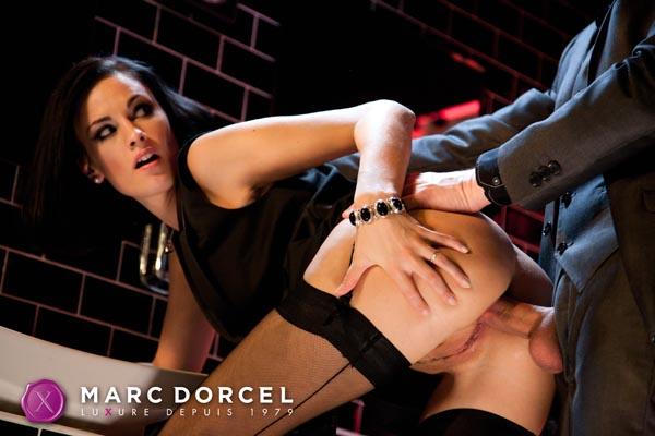 Virtual sex clare morgan air hostess