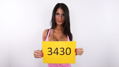 HD Czech Casting Nikola 3430