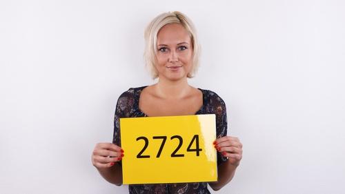 HD Czech Casting Linda 2724