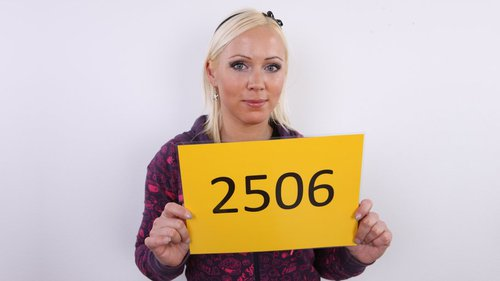 HD Czech Casting Veronika 2506