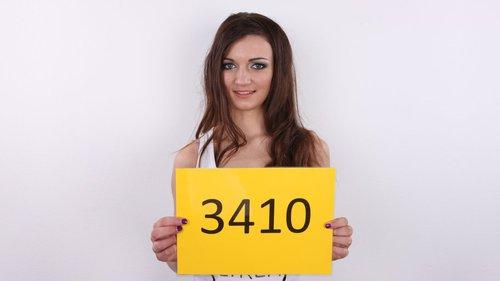 HD Czech Casting Adela 3410