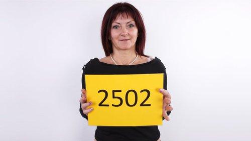 HD Czech Casting Jana 2502