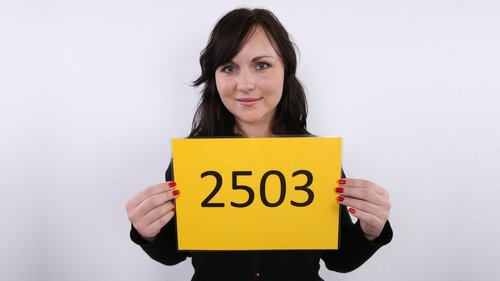 HD Czech Casting Martina 2503
