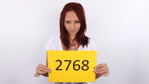 HD Czech Casting Isabela 2768