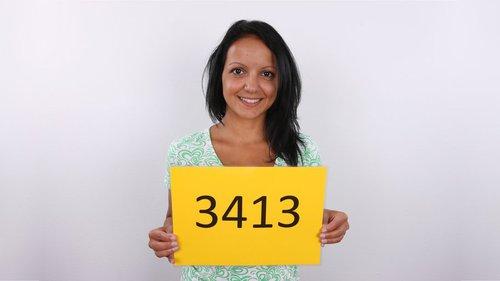 HD Czech Casting Adriana 3413