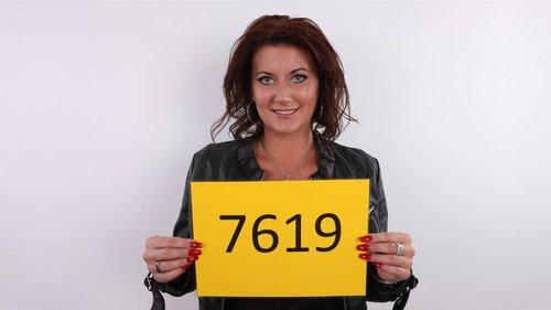 HD Czech Casting Olina 7619