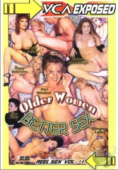 Reel Sex # 1 - Older Women Better Sex
