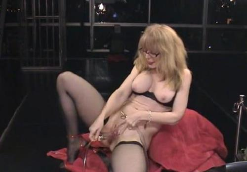 from Eddie nina hartley showing her clit