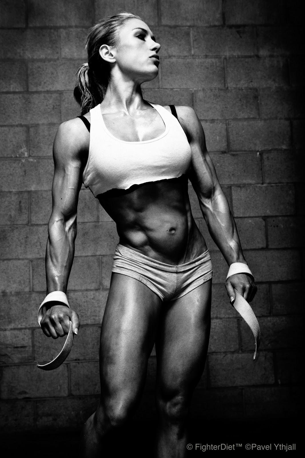 Женщины бодибилдинг голые фото