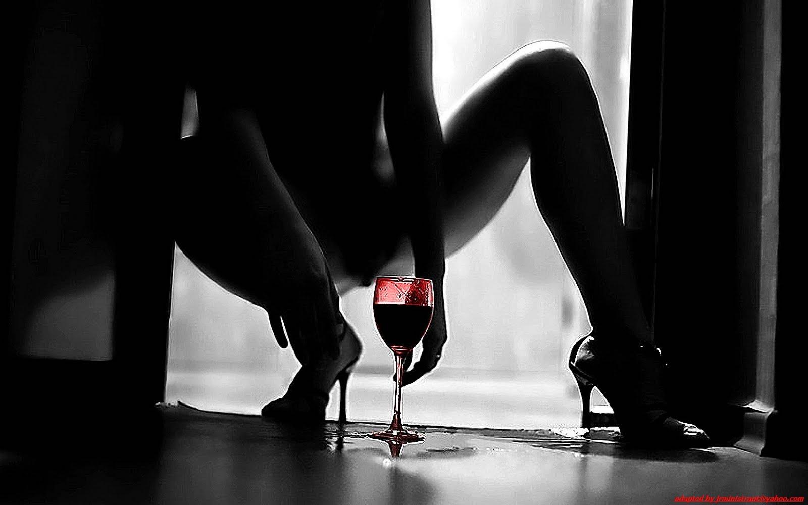 Развезло после бокала вина порно фото 1 фотография