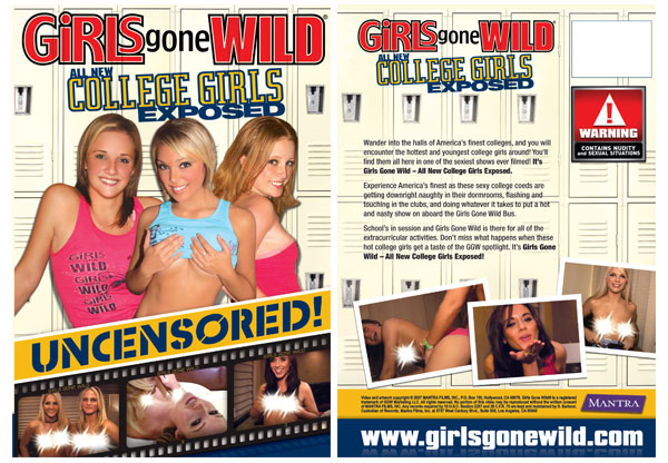 Girls gone wild all new college girls exposed-5567