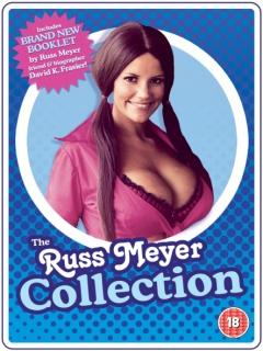 Pack Cine Erotico Russ Meyer (DVDRIP) (ESP) (+18) (MultiH)
