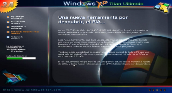 IMG 20120711 WA0006 - Windows XP Titan Ultimate Edition v. 2.4 [Español] [ULD]