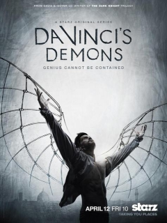 Da Vincis Demons T1 (HDTV 720p) (Latino) (450MB) (03 08) / series 