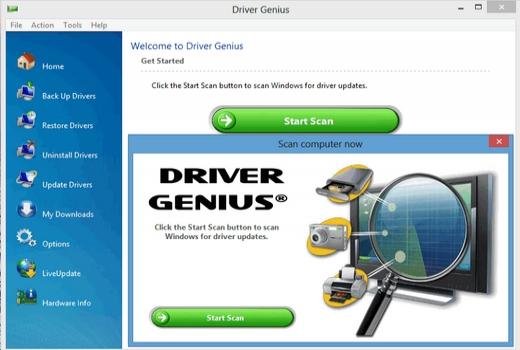 Driver Genius Ключ Кряк