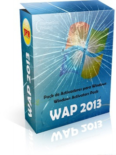 Pack Activadores para Windows (WAP2013) (x86-x64) (MultiH)
