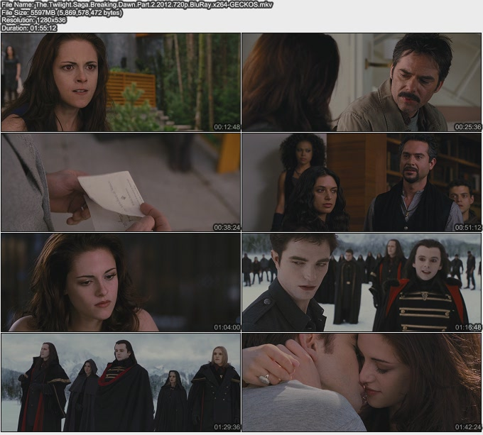 Watch The Twilight Saga Breaking Dawn Part 2 Full