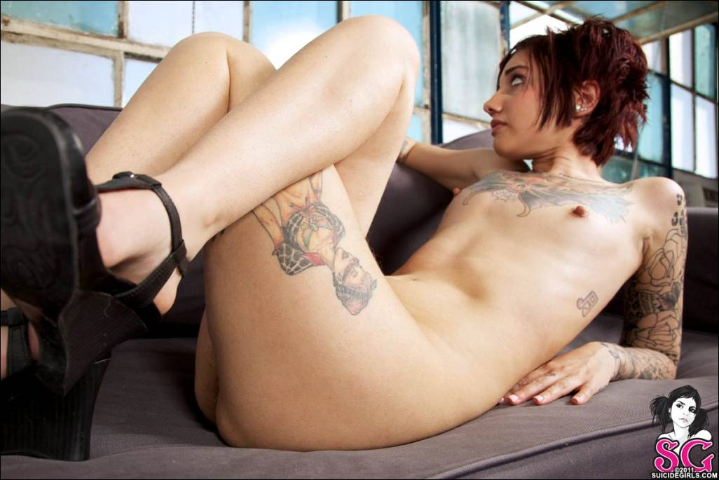Suicide Girls Collection VIII (SG 10 Gallerias)
