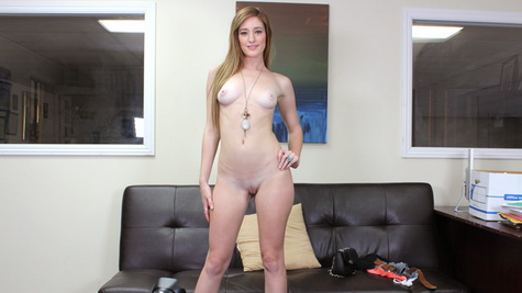 Casting couchx ashamed 18 year old fucks to pay bills 4