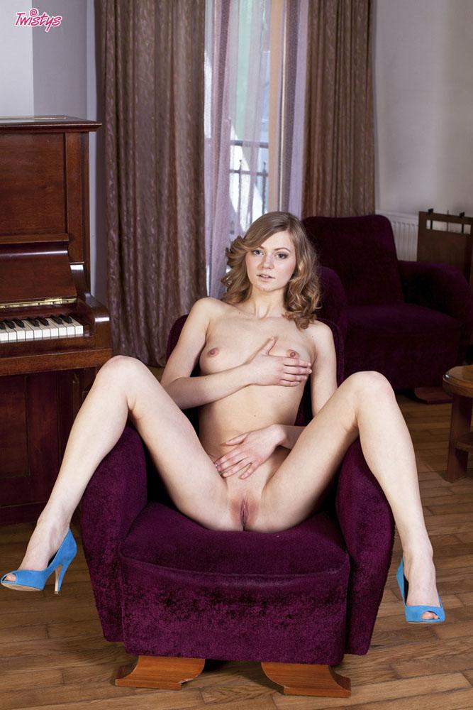 Belleza, juventud y sensualidad en Patty