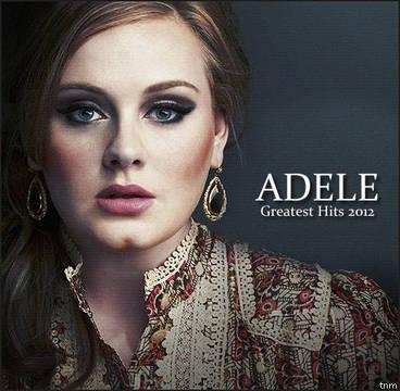 Adele Greatest Hits 2012
