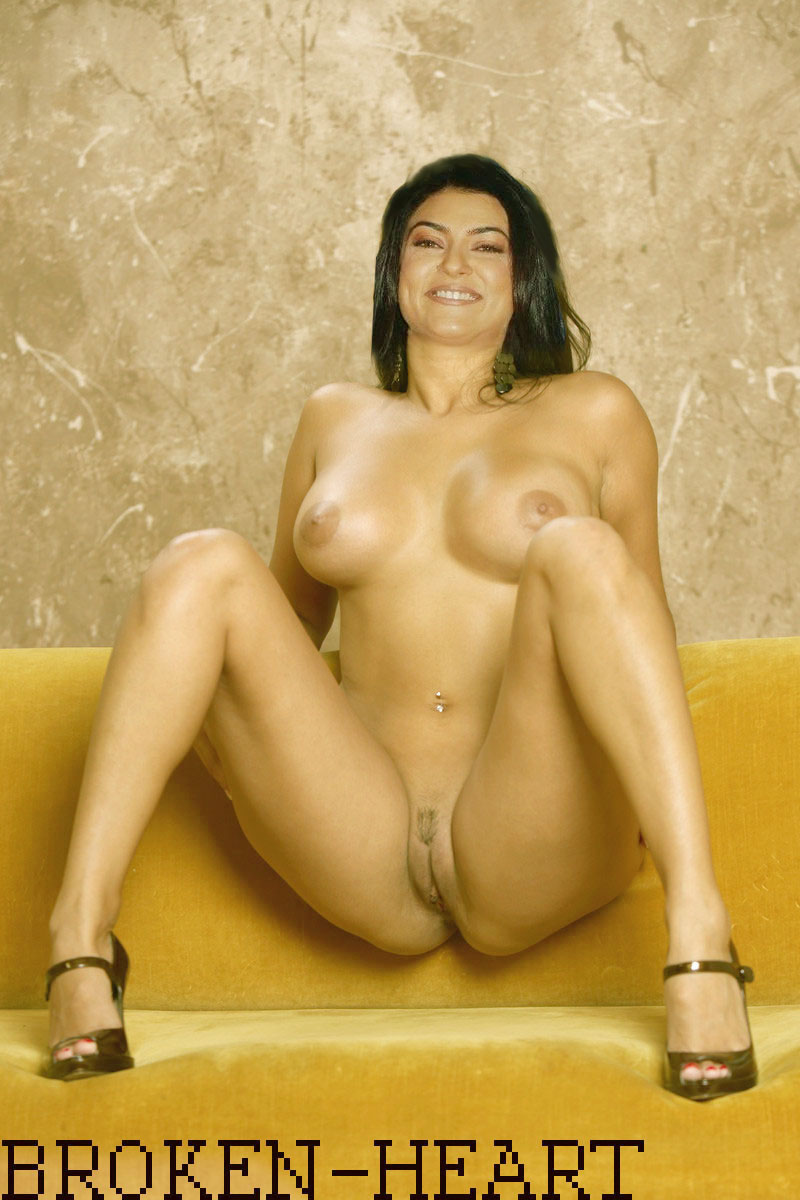 Re Sushmita Sen Nude Boobs And Pussy