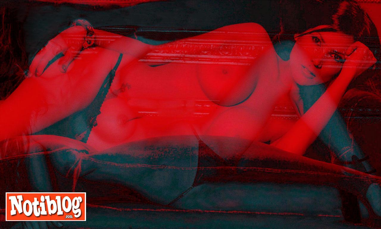 Ursula Vargues desnuda en Playboy