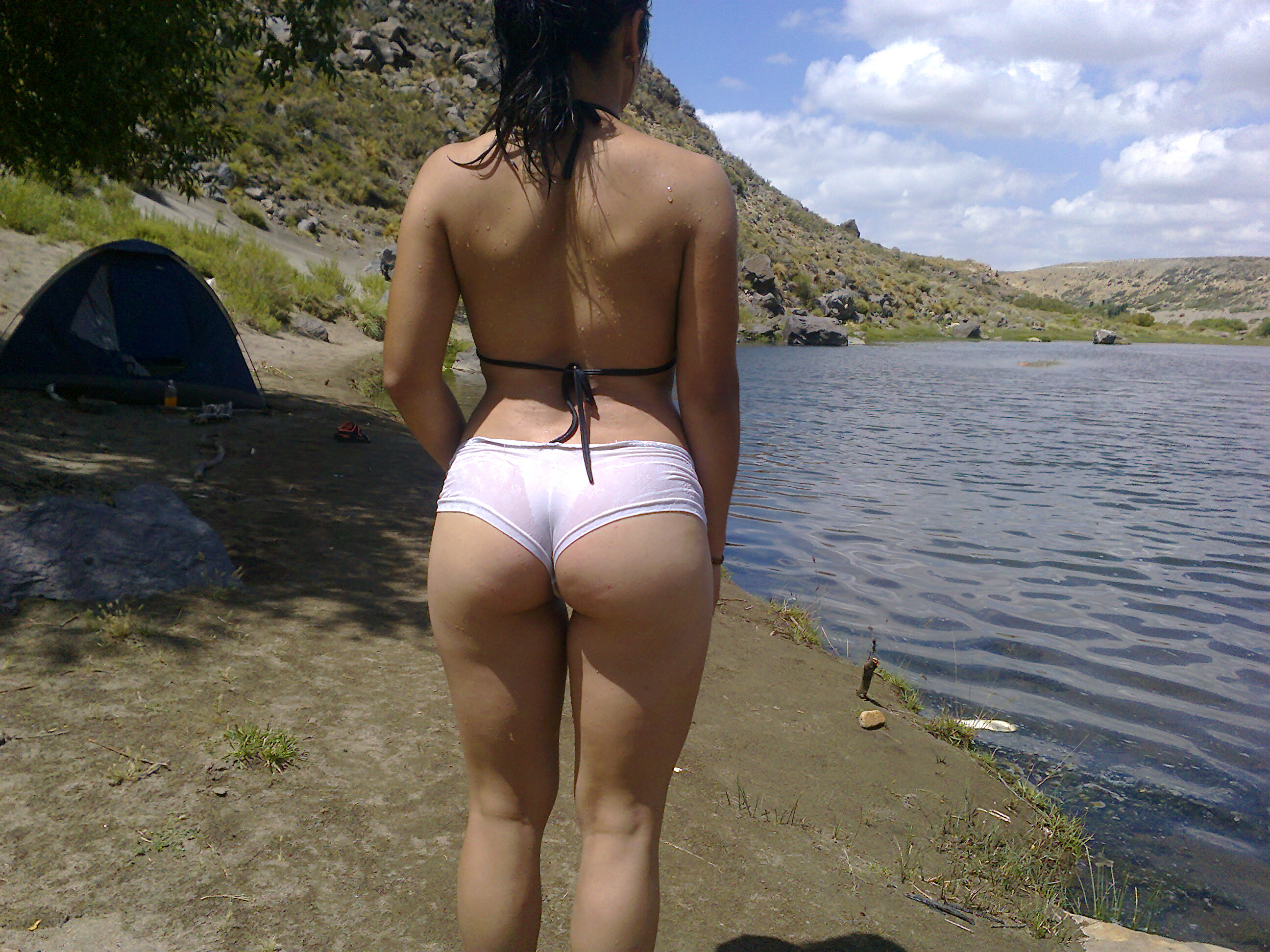 Desnudos campamentos en Michigan