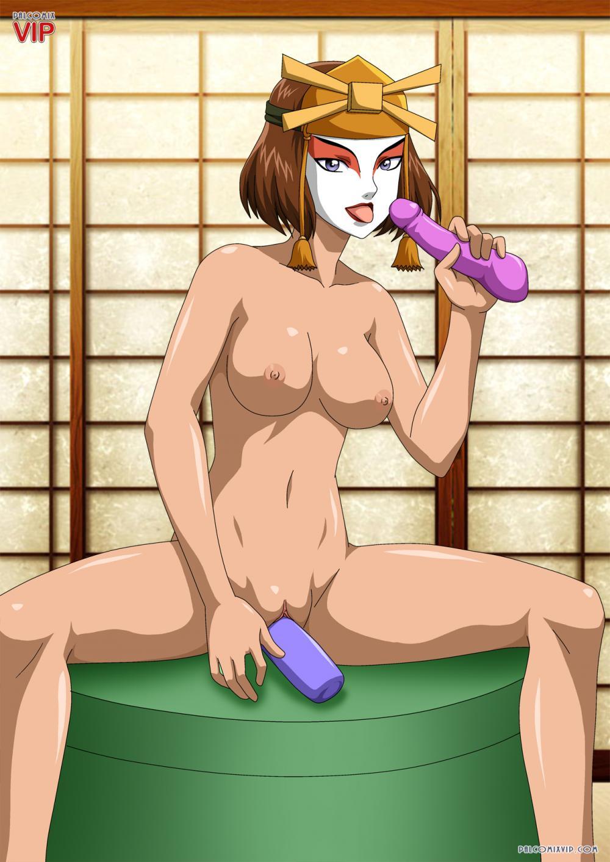 Hentai de Avatar: La leyenda de Aang/Korra!