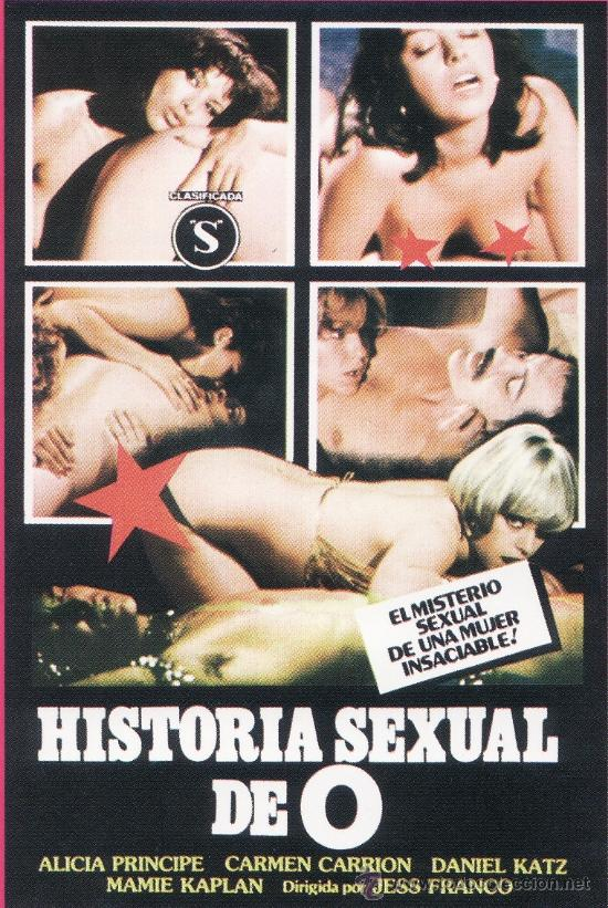 The Sexual Story of O 1984 - DVD