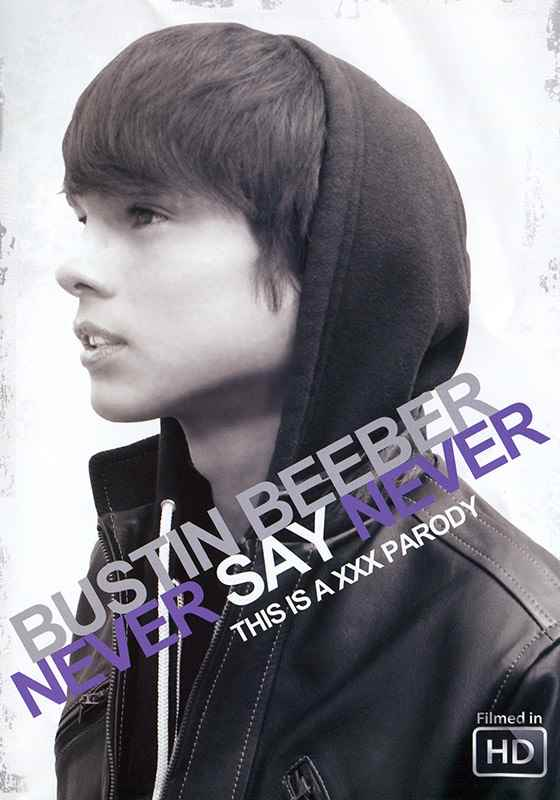 Arriva il Justin Bieber PORNO GAY con Bustin Beeber Never Say Never.