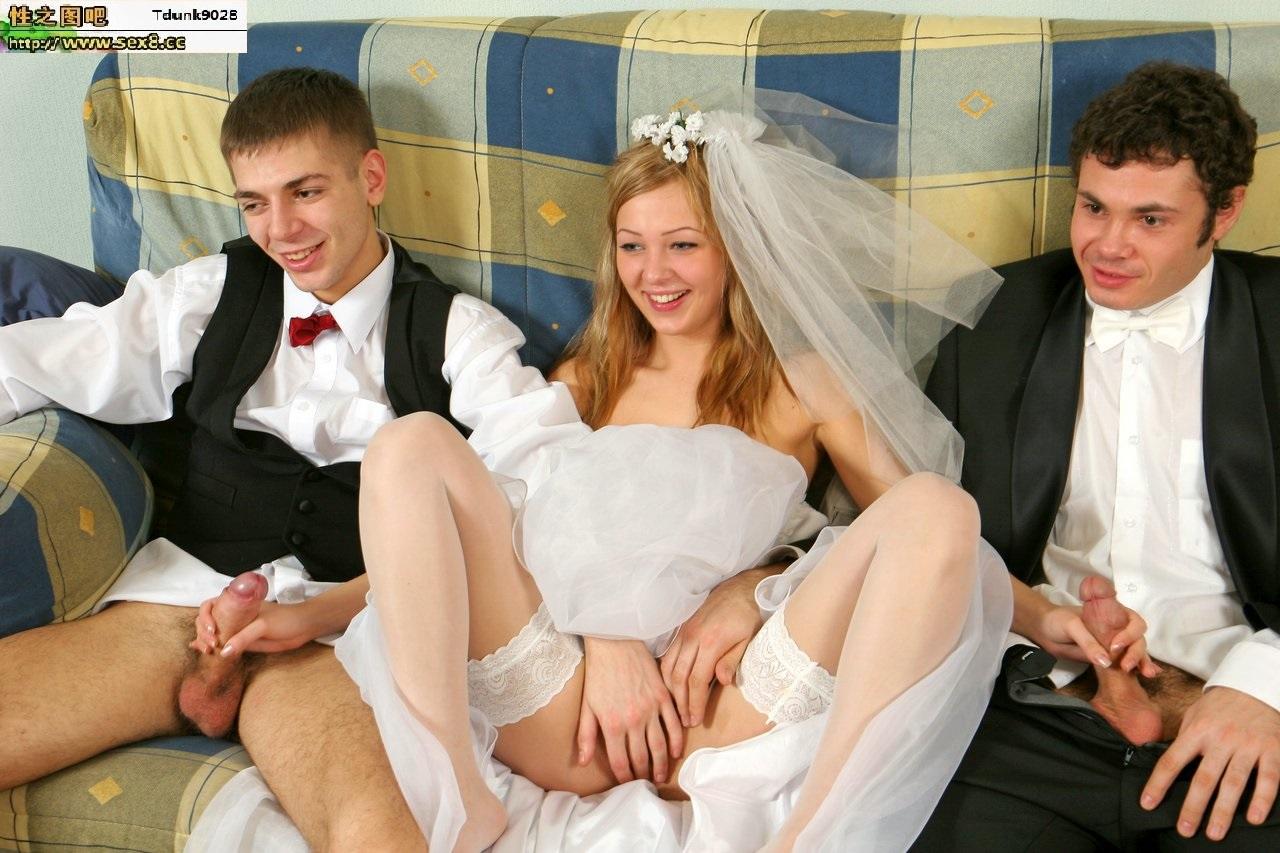 У невесты под юбкой порно 14 фотография