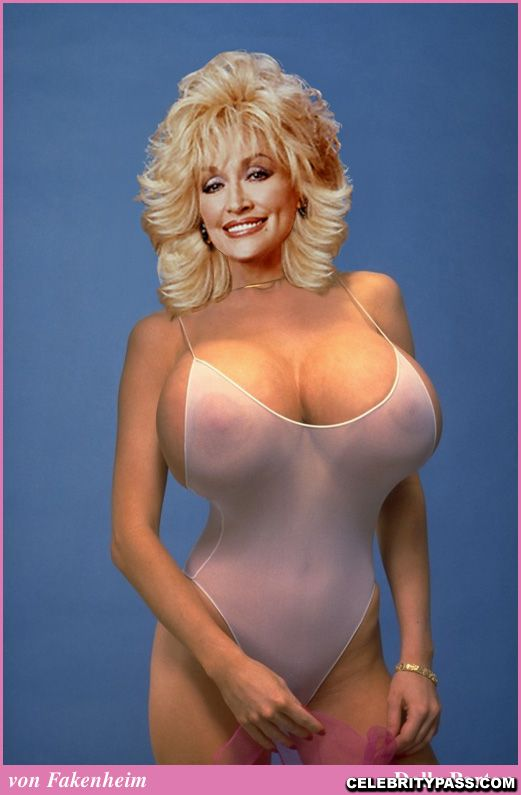 Holly Willoughby Defends Dolly Parton's Naked Playboy Shoot As Celebratory