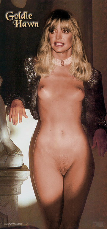 Goldie hawn nude sex scene in the girl
