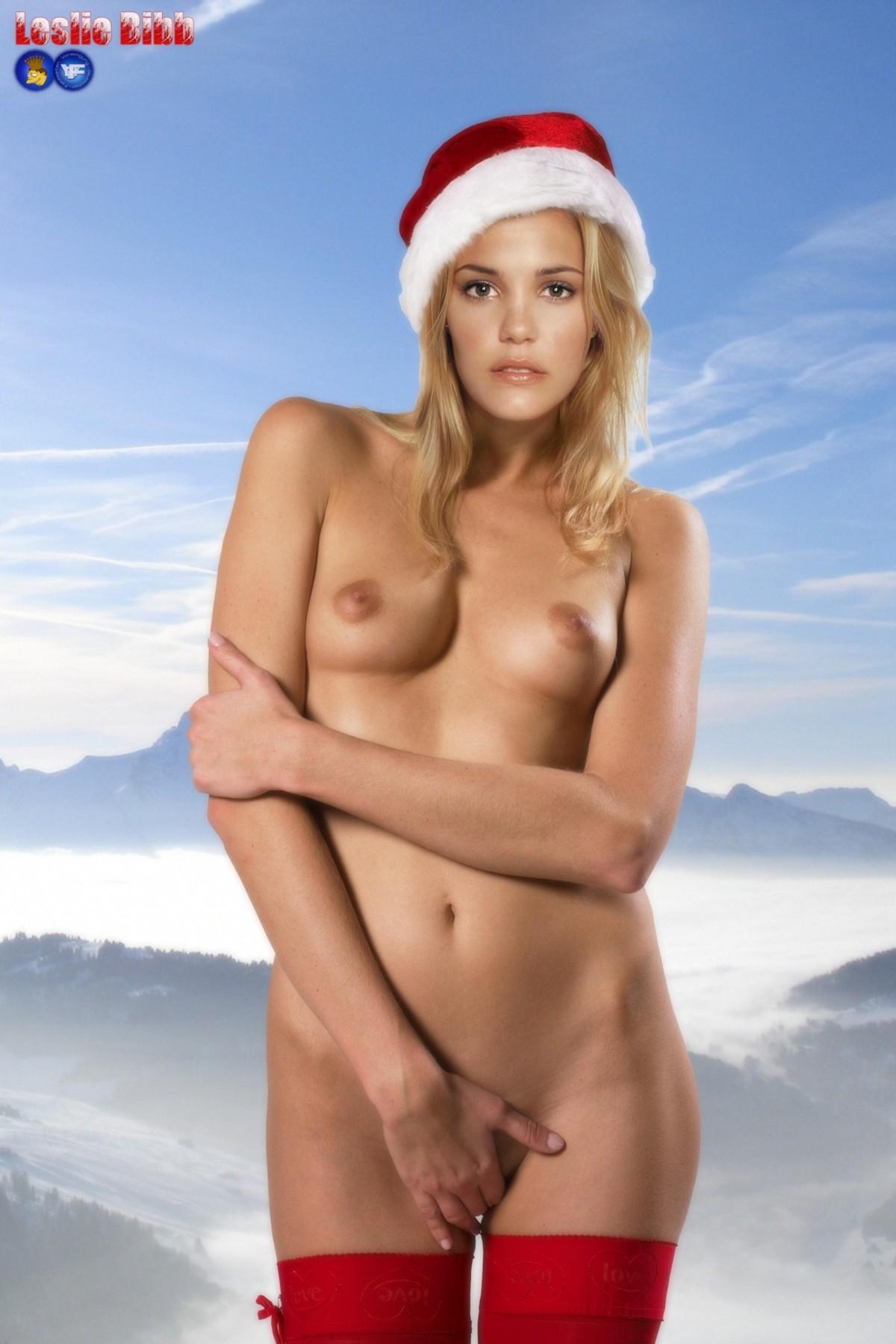 Leslie bibb sexy nipples of narnia