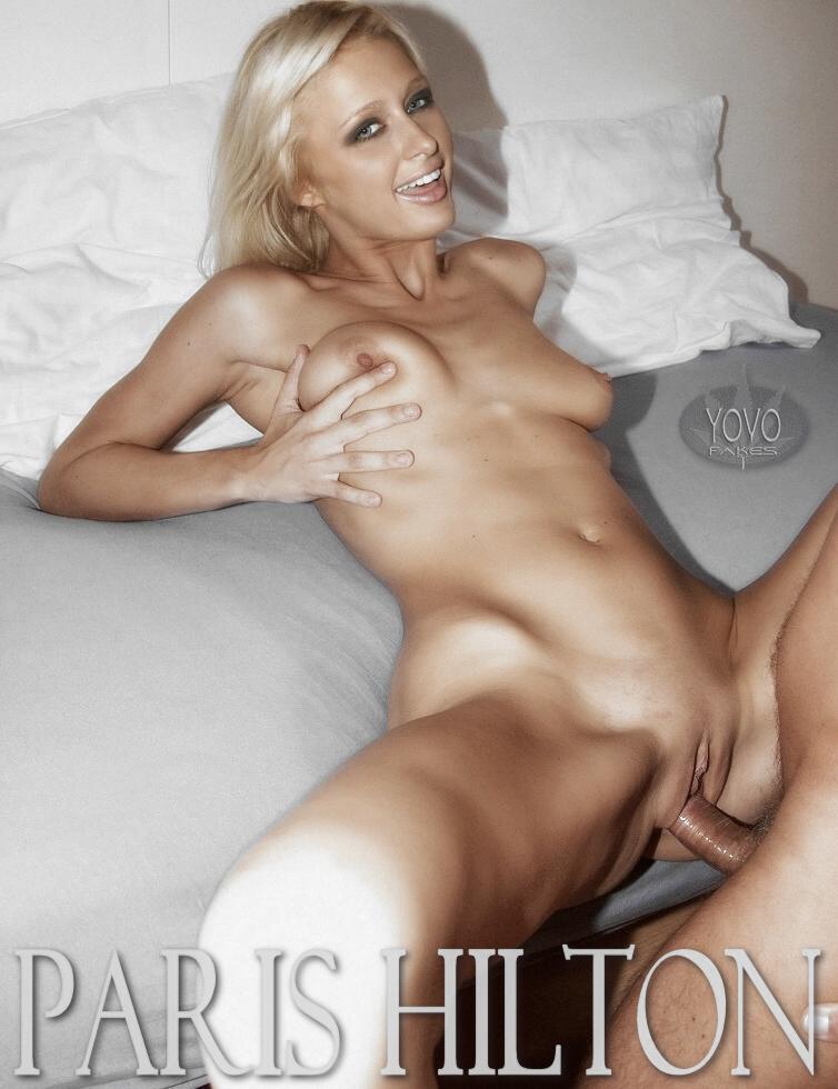 Paris hilton fucking nude pictures