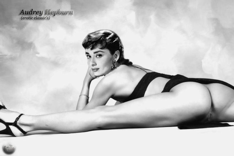 Audrey Hepburn Desktop