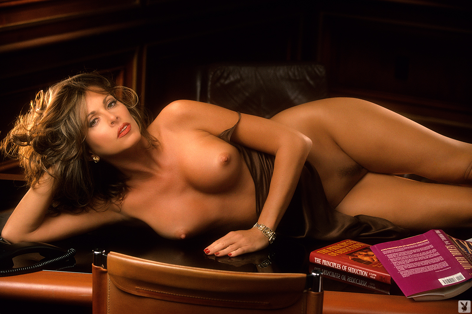 Threesome barbara bosson boobs filled porn