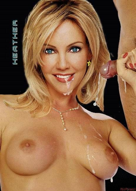 Naked Heather Locklear In Lax Ancensored