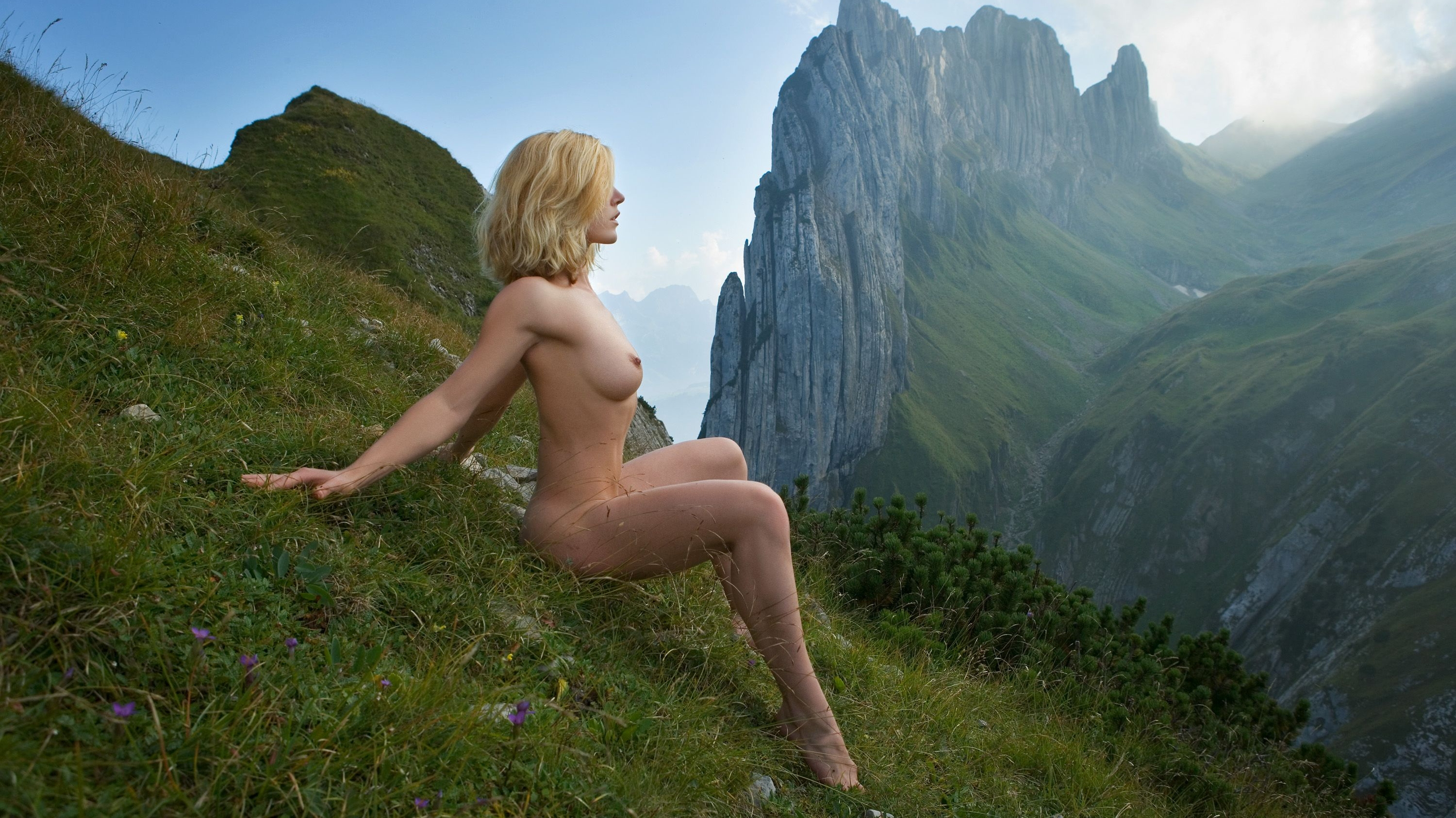 Mountains naked posters