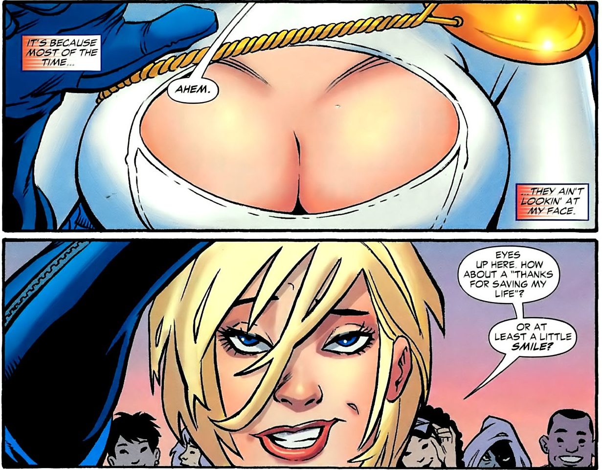 Big tit powerpuff girls porn