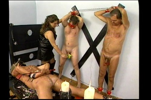 Nailed And Beated Femdom