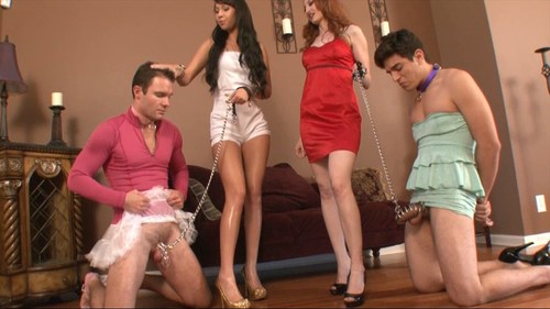 Dominating Our Cuckolds Femdom