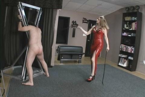 Ass Backwhipping Femdom