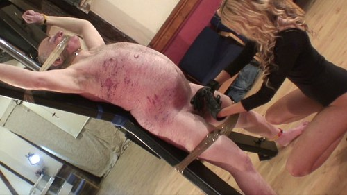 Threatened With Circumcision And Badly Beaten Cock Femdom